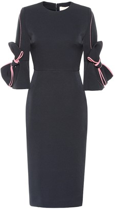 Roksanda Lavete crApe midi dress