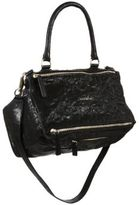 Givenchy Pandora Medium Wrinkled-Leather Shoulder Bag