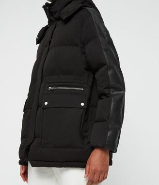 AllSaints Kyle Parka Puffer Coat