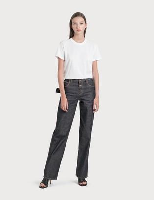 Bottega Veneta Denim Straight Jeans