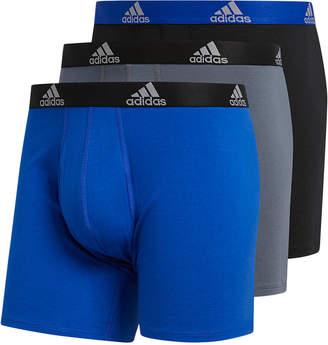 adidas Men 3-Pk. Stretch Briefs