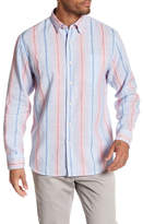 Tommy Bahama Striped Long Sleeve Shirt