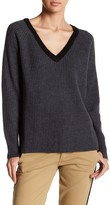 Tart Kiane V-Neck Wool Sweater