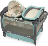 Graco Pack 'n Play® Playard with Cuddle CoveTM Rocking Seat