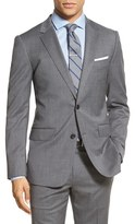 Bonobos Men's Trim Fit Solid Stretch Wool Sport Coat