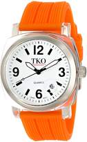 TKO ORLOGI Women's TK558-WO Milano Junior Acrylic Case Dial Watch