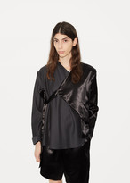 Phoebe English Gather Tie Jacket