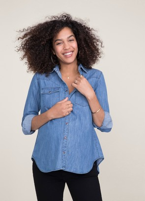Hatch The Mama Denim Shirt