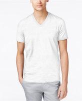 Armani Exchange Men's Signature V-Neck T-Shirt