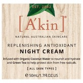 Akin A'kin Replenishing Antioxidant Night Cream 50 mL
