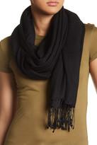 Saachi Cashmere & Silk Blend Wrap