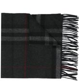 Burberry plaid scarf - men - Cashmere - One Size
