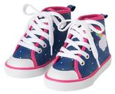 Gymboree Rainbow Sneakers