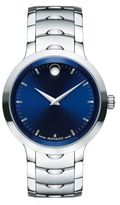 Movado Luno Analog Stainless Steel Bracelet Watch