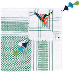 Bazar Deluxe - embroidered scarf - women - Cotton - One Size