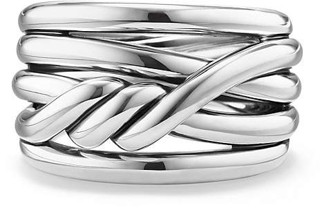 David Yurman Continuance Ring, 14mm