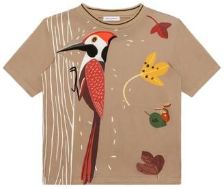 Dolce & Gabbana Kids Woodpecker T-Shirt (2-6 Years)