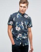 Minimum Kelvin Printed Short Sleeve Shirt