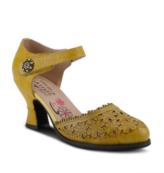 Spring Step Lartiste By L`Artiste by Visionary Women's Mary Jane Pumps