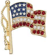 Napier American Flag Pin