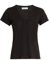 TRACK & BLISS The V Neck perfomance T-shirt