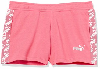 "Puma Women's Amplified 2"" Shorts French Terry"