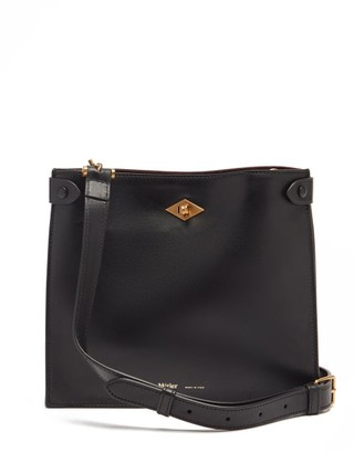 Métier Metier - The Stowaway Leather Cross-body Bag - Black