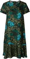 Odeeh floral mini dress