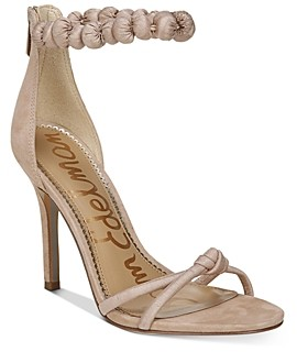 Sam Edelman Women's Aria Strappy High-Heel Sandals