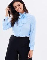 Penny Bow Blouse
