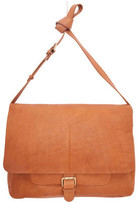 Latico Leathers Women's Carlyle Messenger Bag 3800