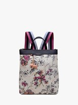 Radley Sketchy Floral Backpack, Bright White