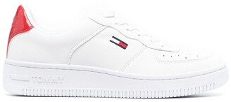 Tommy Jeans Logo-Patch Sneakers