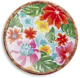 Sur La Table Tropical Melamine Dinner Plate