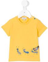 Paul Smith ant print T-shirt - kids - Cotton - 3 mth