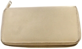 Marc Jacobs Ecru Leather Wallet