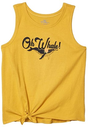 O'Neill Kids Oh Whale (Little Kids/Big Kids) (Goldie) Girl's Clothing