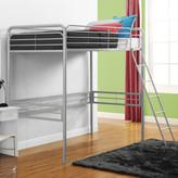 DHP Twin Loft Slat Bed