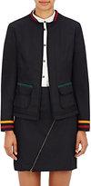Tomas Maier Women's Denim Open-Front Jacket