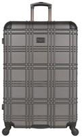 Ben Sherman Luggage Embossed Hard Shell 3-Piece Luggage Set