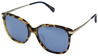 Toms Sandela 201 (Blonde Tortoise 1) Fashion Sunglasses