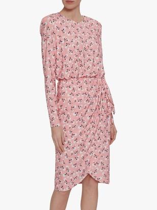 Gina Bacconi Ricci Floral Dress, Pink