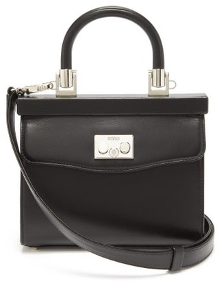 Rodo Paris Small Leather Handbag - Black