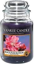 Yankee Candle Large Jar - Black Plum Blossom