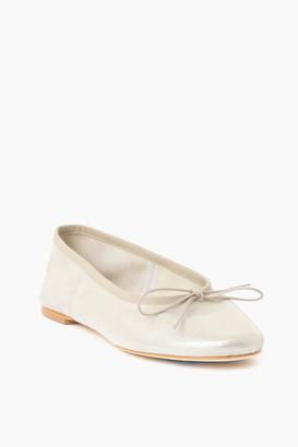 Anniel Navy Classic Ballerina Flats