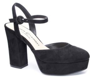 Chinese Laundry Women's Nadia Platform Pumps sandal Women's Shoes