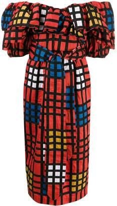Mara Hoffman Arabella multi dress