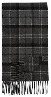 Barbour Tartan Merino Wool & Cashmere Scarf