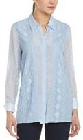 Robert Graham Silk Woven Shirt.
