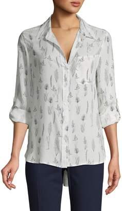 Jak & Rae Jak&Rae Printed Long-Sleeve Shirt